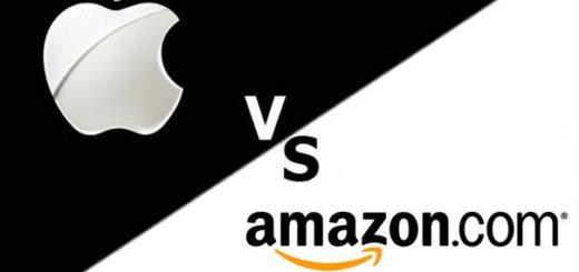 apple vs amazon