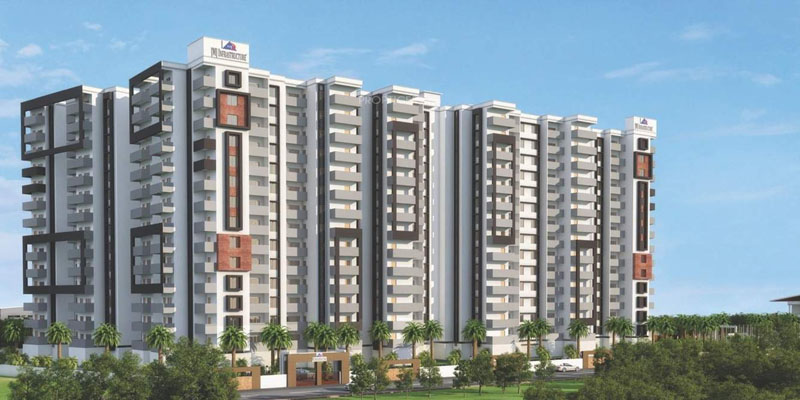 Service Apartment at Sarjapur Street