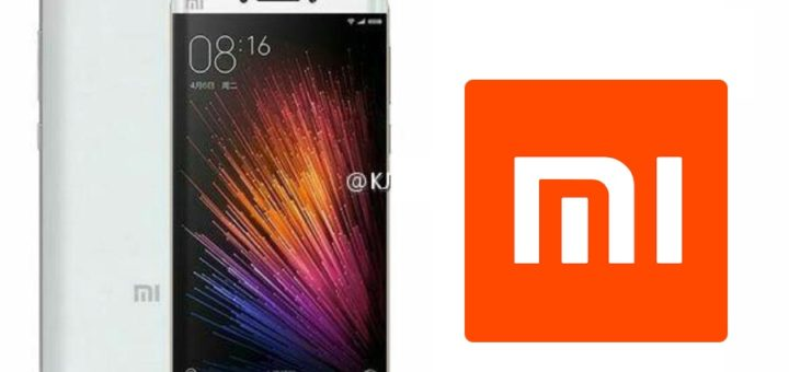 leaked image of xiaomi mi note-2