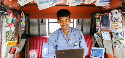 auto driver ted video