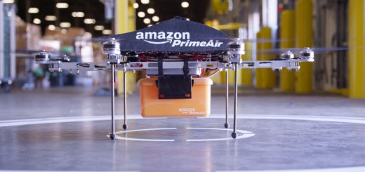 Drone Delivery By Amazon