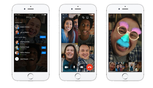 Facebook Messenger New Feature For Video Chats