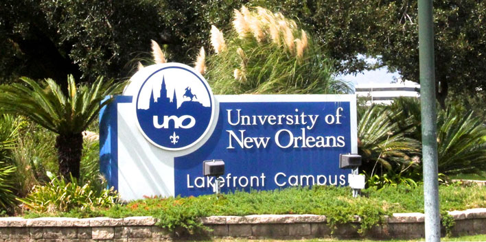 university of new orleans new orleans,la