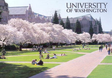 university of washington seattle,wa