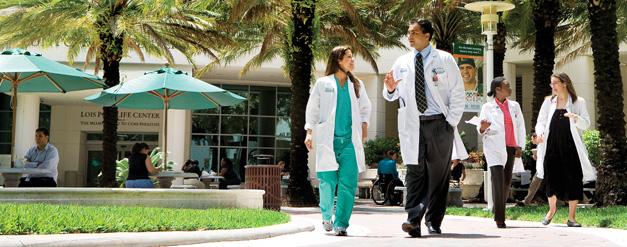 University of Miami Faculties