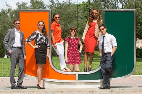 University of Miami Lifestyle