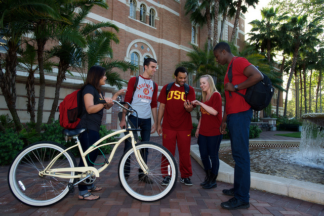 University of Southern California Student Life