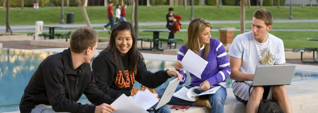 University of Southern California Study Environment