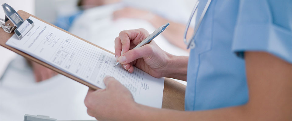 occupational health assessment report