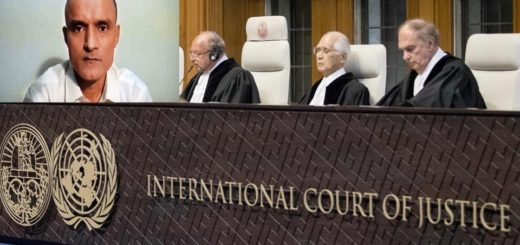 Kulbhushan Jadhav ICJ decision