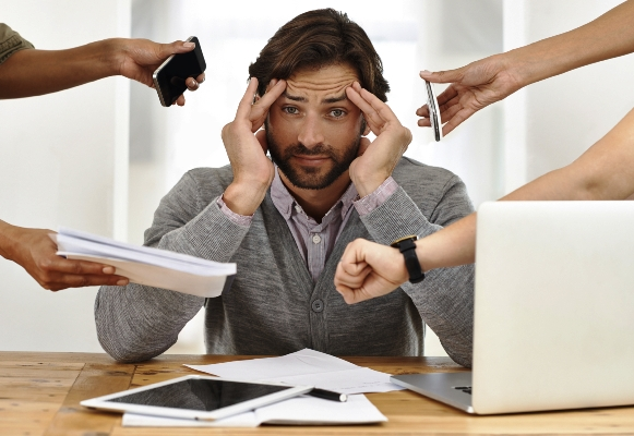 stress and hairloss