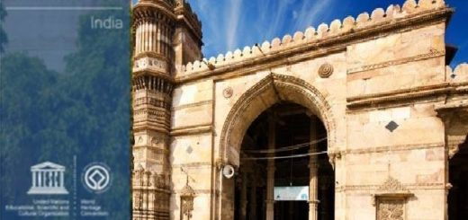 Ahmedabad India's heritage city declared by UNESCO