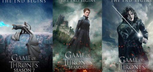 Game of Thrones Season 7 HBO