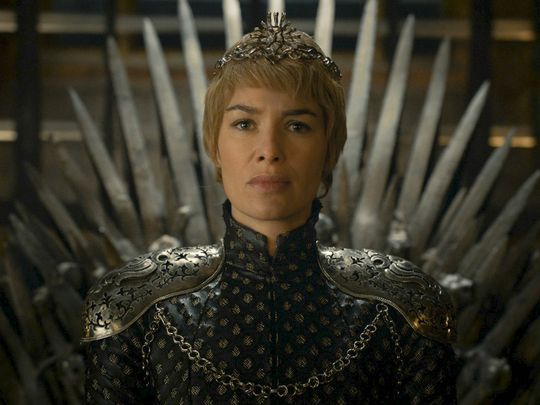 Jon, Cersei and Daenerys GoT 7