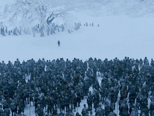 White Walkers got 7