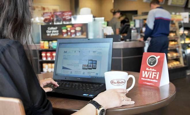 Using Public WiFi