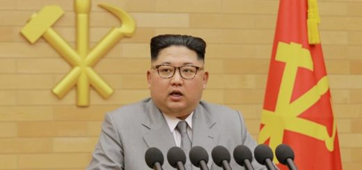Kim said the North has completed its goal of developing nuclear weapons