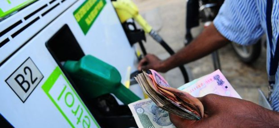 petrol price today in india