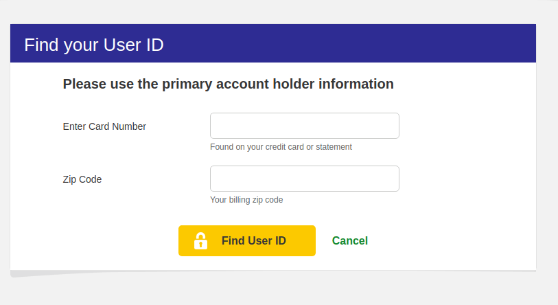 How to do Walmart Credit & Bank Online Login and Payment